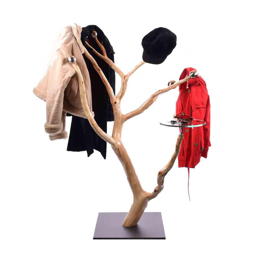 porte manteaux naturel